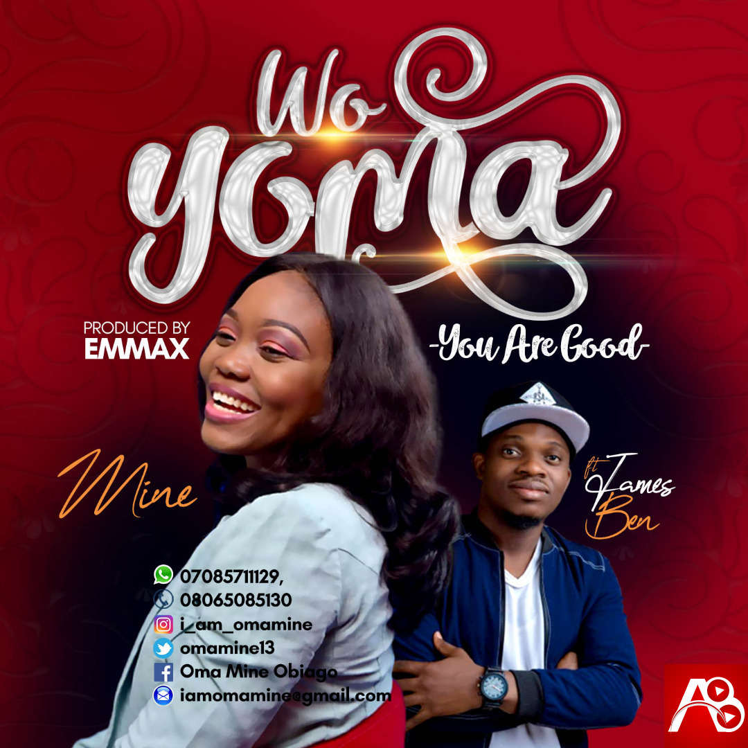 Mine features James Ben in new single titled WO YOMA.