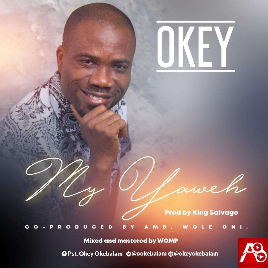 Okey - My Yahweh (Art cover)