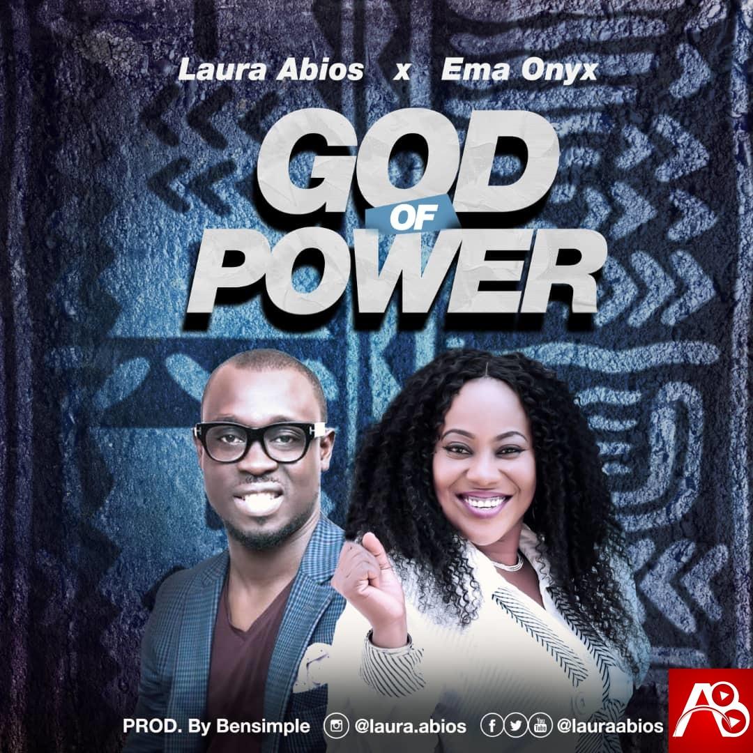 Laura Abios ,God of Power, Ema Onyx, Laura Abios God of Power