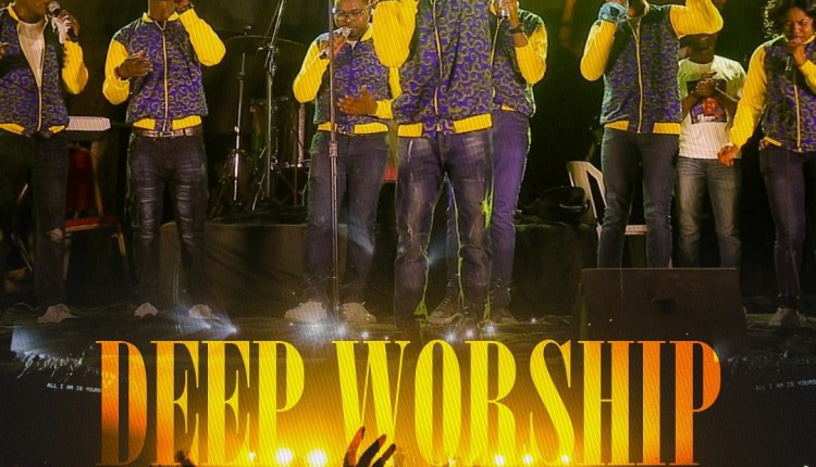 Deep Worship With Worshipculture Crew + Joshua Israel PF