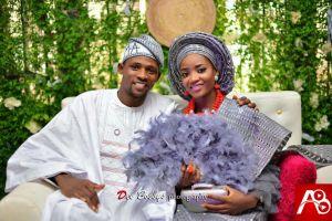 Michael Akingbala wife