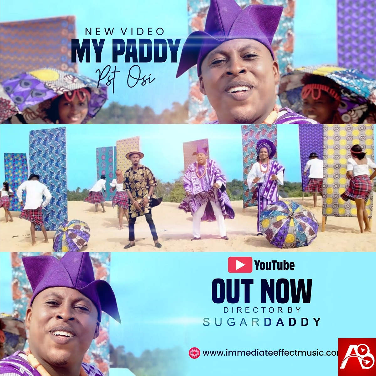"My Paddy"" By Pastor Ozi featuring Joeblings"