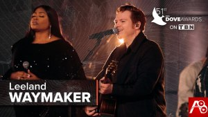 Gospel Song of the Year 2020 at Dove awards Way Maker by Sinach