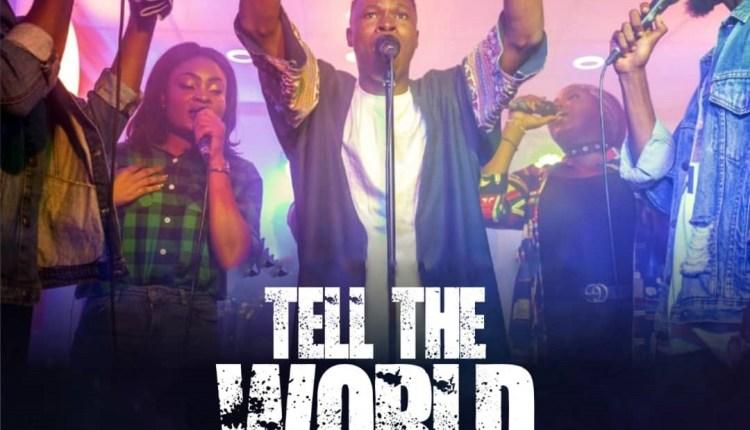 Tell The World By Joshua Israel PF