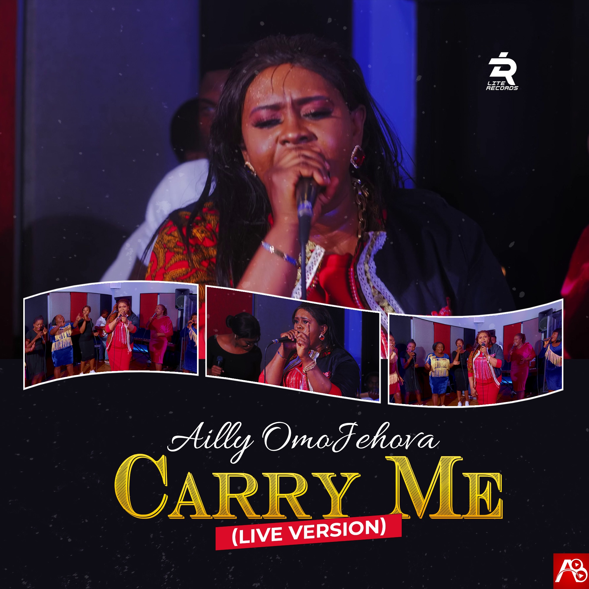Live Video + MP3: Ailly Omojehova - Carry Me