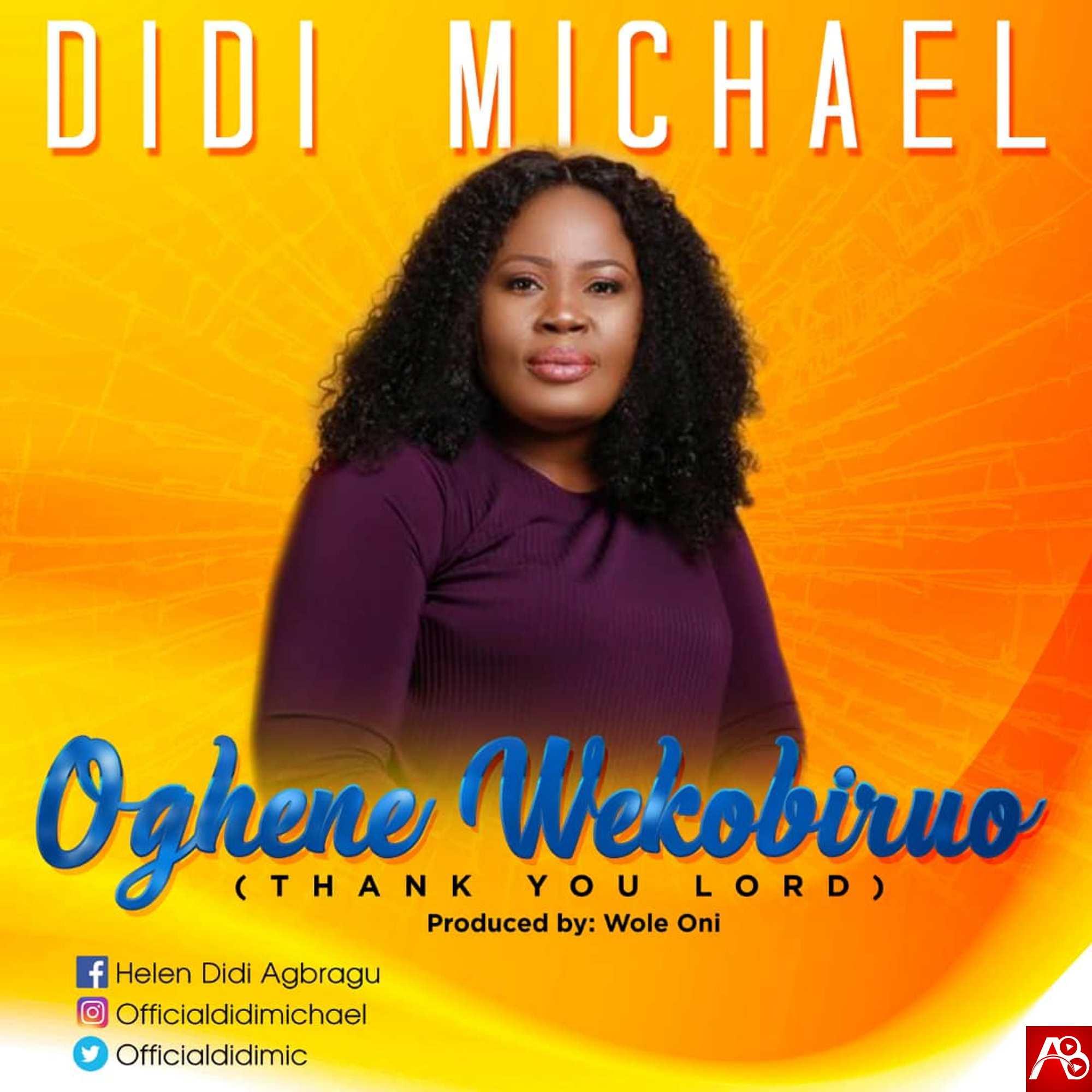 Didi Michael Oghene Wekobiruo