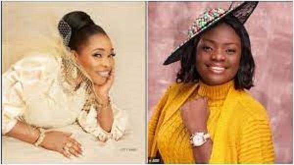 Gospel Artist Tope Alabi blasts Yinka Alaseyori over #Oniduromi song