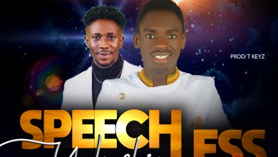 Speechless Worship By Victor De Conqueror Ft Peterson Okopi