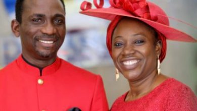 Dr Paul Enenche and Dr Becky Paul Enenche