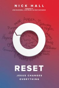 In Reset, Hall writes a refreshing book that is focused on spiritually encouraging Millennials instead of bashing them for their shortcomings. A book review.