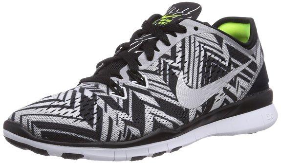 Nike Free 5.0 Tr Fit 5 Prt Womens Cross Training Shoes