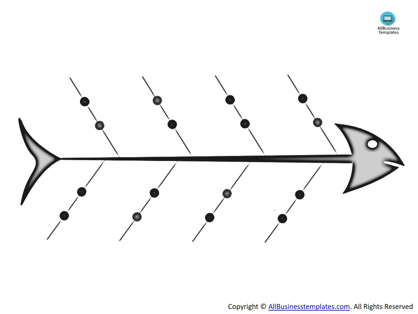 Visgraat Diagram