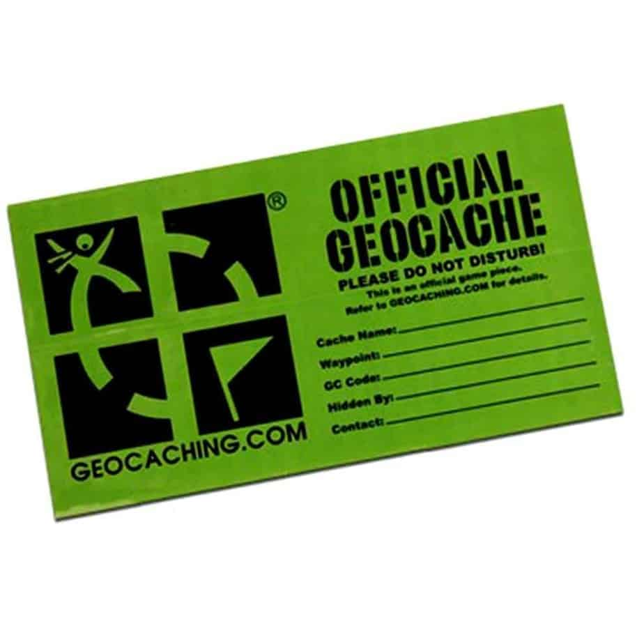 Large-Official-Geocache-Cache-Label-Sticker-with-a-permanent-adhesive-131336085781