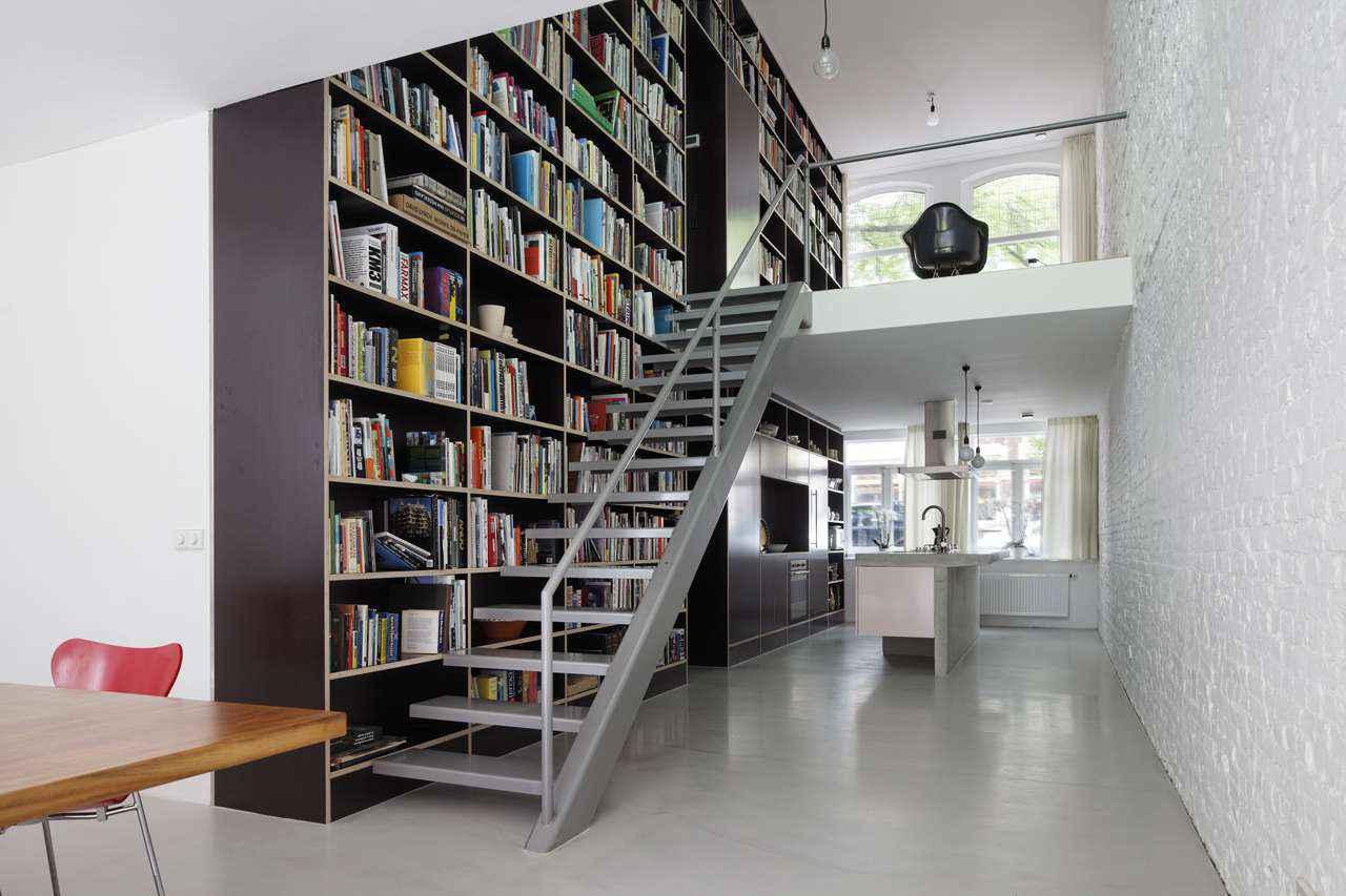 blesso loft   36 Industrial Loft-Style Designs – Free Autocad Blocks ...