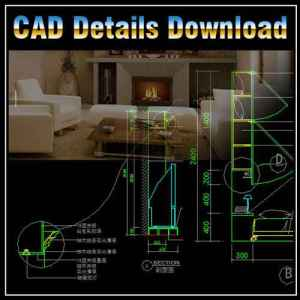 Interior Design DetailsInterior Autocad Drawings Downloadable In Dwg FilesArchitecture