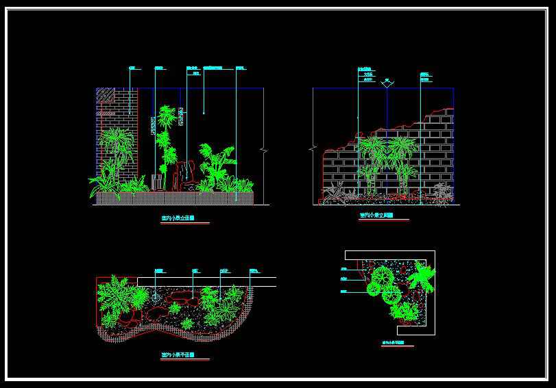 Landscape Design】★ Free Autocad Blocks Amp Drawings
