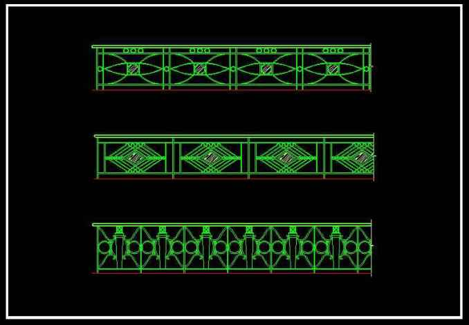 p44wrought-iron-railing-fence-design03