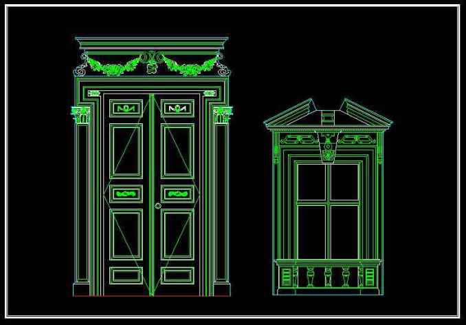 p46european-classical-decorative-design-v-107