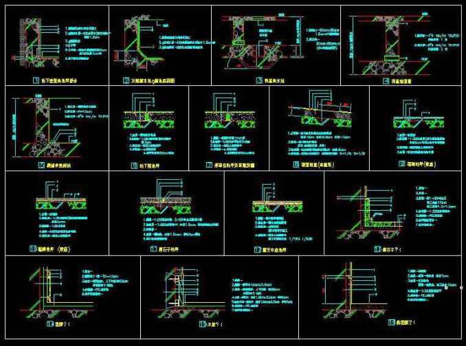 Building Details】★ Free Cad Blocks Amp Drawings Download