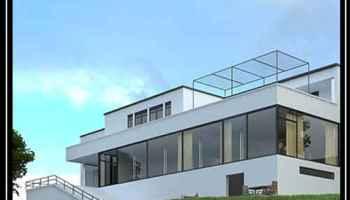 Ludwig Mies van der Rohe – Farnsworth House – Free Autocad Blocks