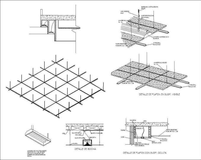 ceiling details v2  u2013 download cad blocks drawings details