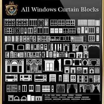 ☆Free Blocks Download🔥💎 – Free Autocad Blocks & Drawings