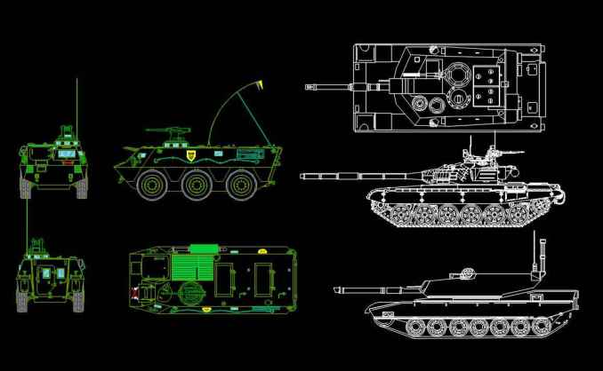 Tank Blocks Download Cad Blocks Drawings Details 3d Psd