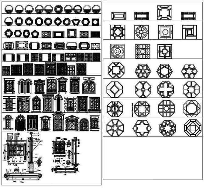 Mac osx 300+ autocad hatch patterns.