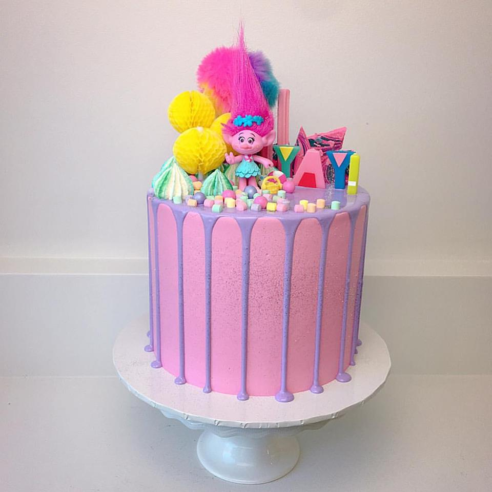 How To Make A Trolls Cake Ideas Inspiration And Tips For