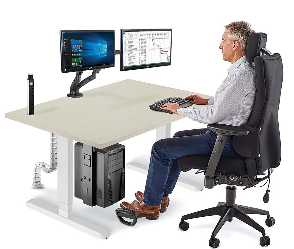 Allcam Ergonomic Office Suite: site