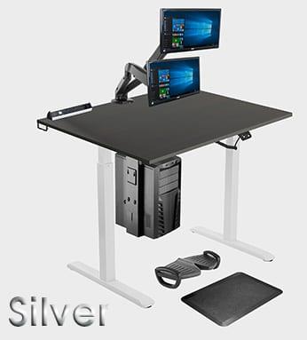 allcam ergonomic suite Silver