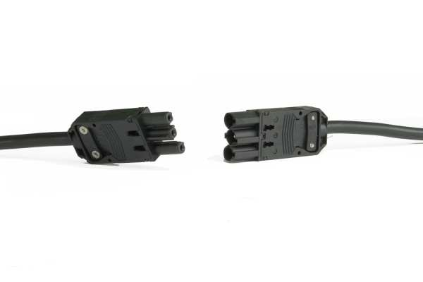 GST18/3 power cable for  ACDP14S2UL/GST Commercial Grade Desktop Power Extension w/Desk Clamp