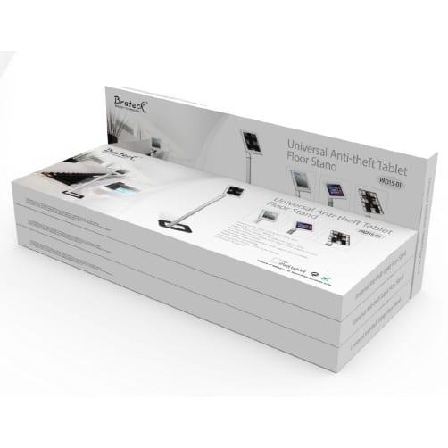 Brateck PAD1501 iPad Tablet Kiosk Floor Stand retail box