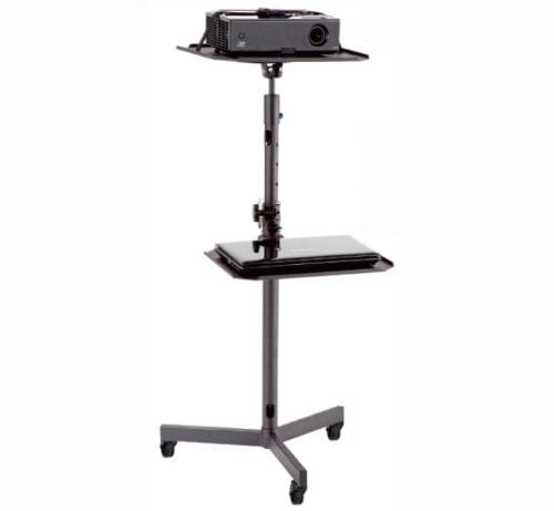 AVS066 Universal Projector trolley Stand w/ laptop Tray
