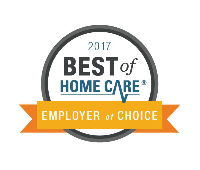 image of employer of choice award logo