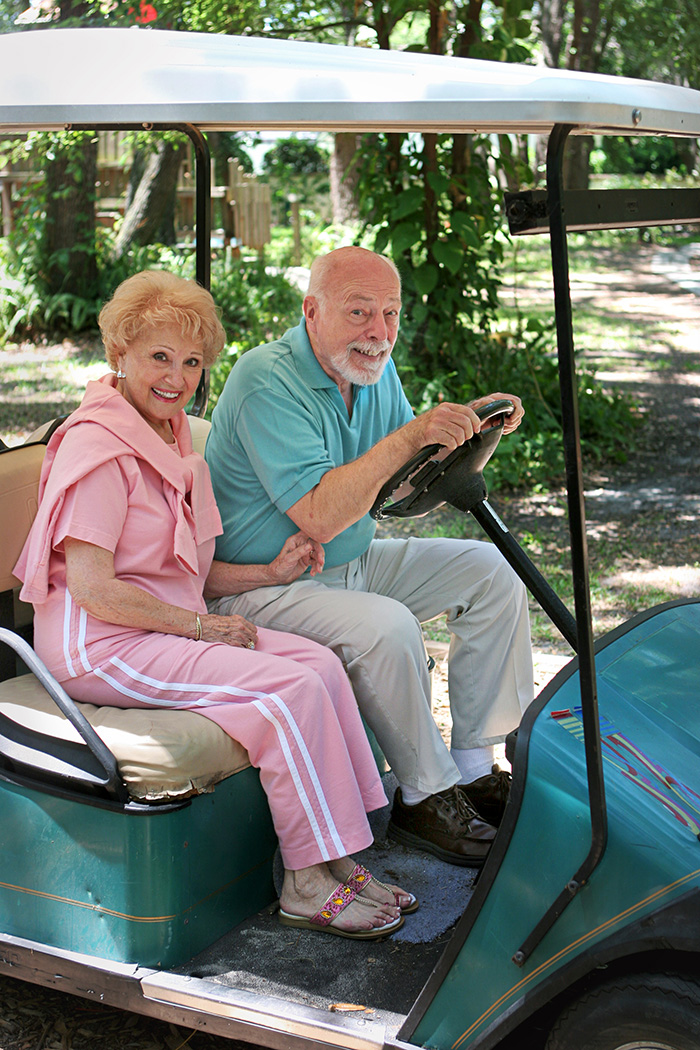 The Financial Health of Aging Seniors