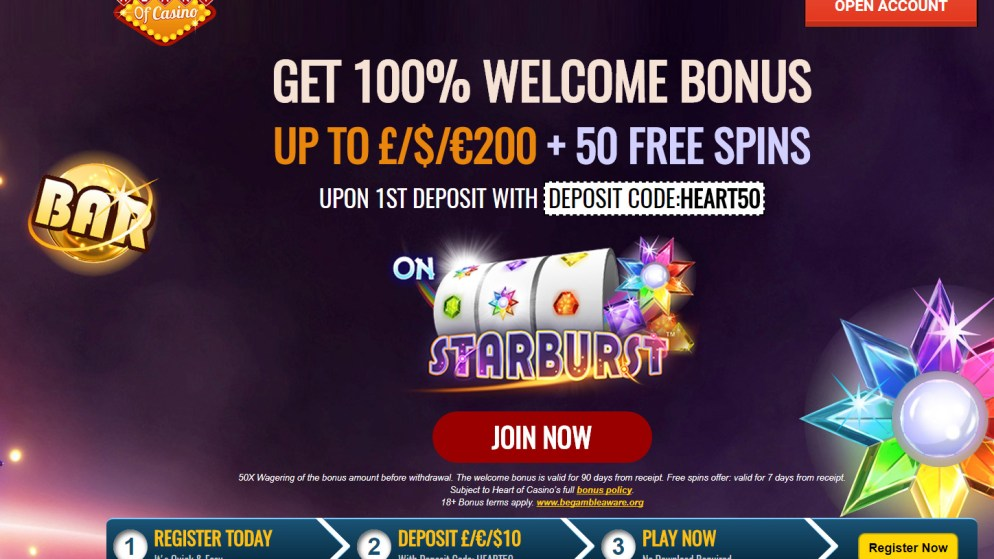 Christmas & New Year Offers – Special Offers at heart of casino