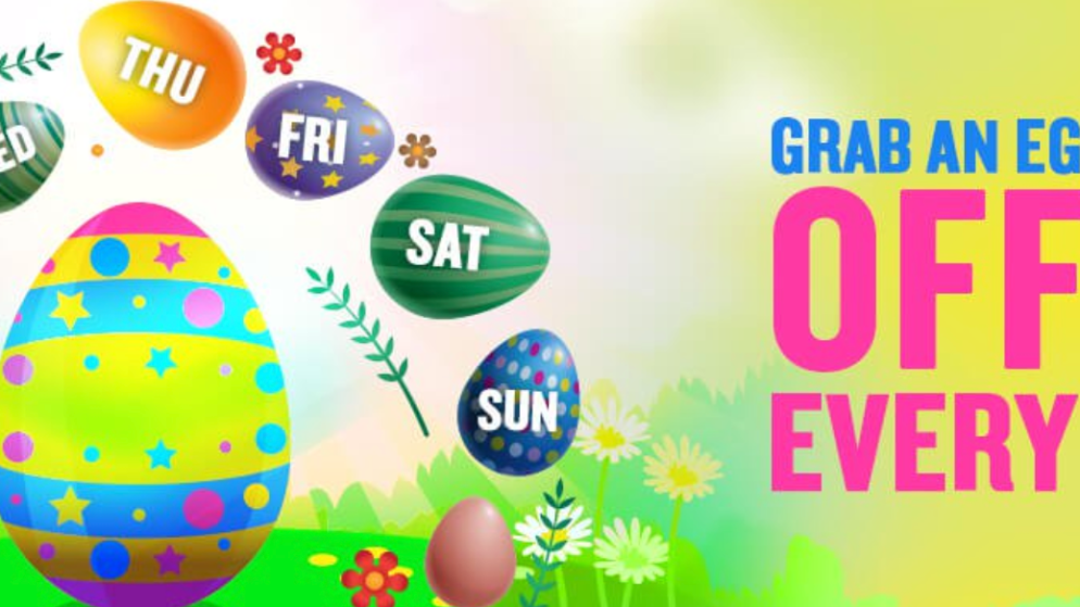 Don't miss out on these Eggs-traordinary offers at Kingdom Ace Casino