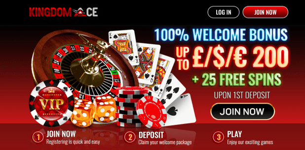 Sweet Easter deals you cant miss at Kingdom ace casino