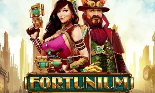 Fortunium slot machine