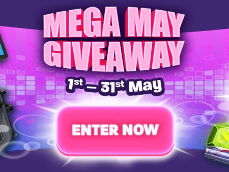 Jumpman Slot Sites Added Mega May Giveaway Offer