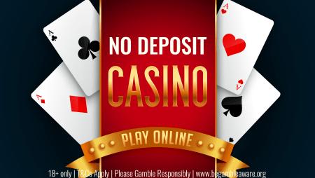Free welcome bonus no deposit casino in the UK