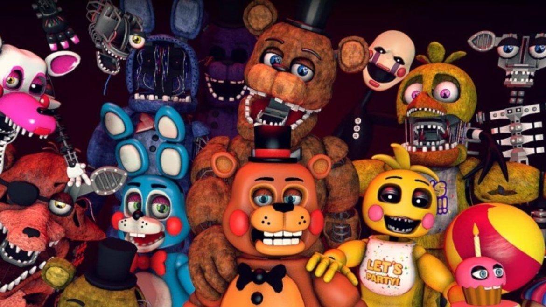 Five Nights at Freddy's llega a las consolas   All City Canvas