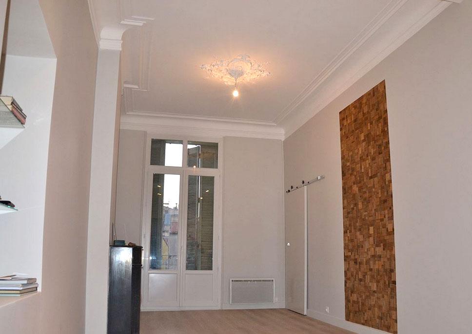 Rnovation Dun Appartement Style Haussmannien Toulon