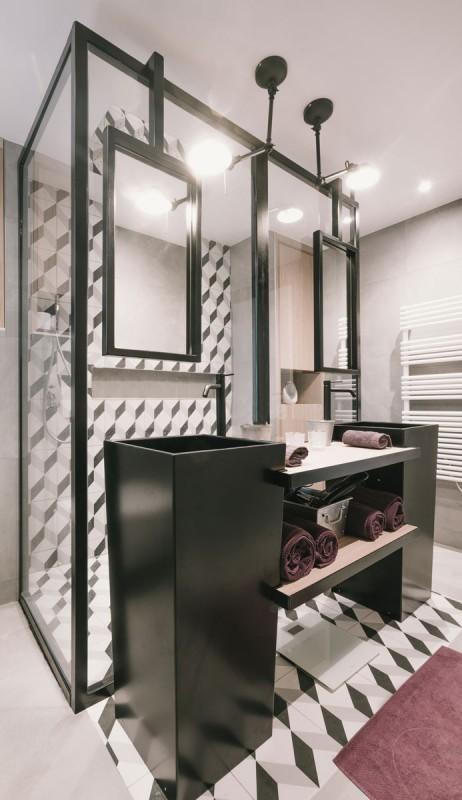 Dcorateur Pour Une Salle De Bain Moderne TOULON