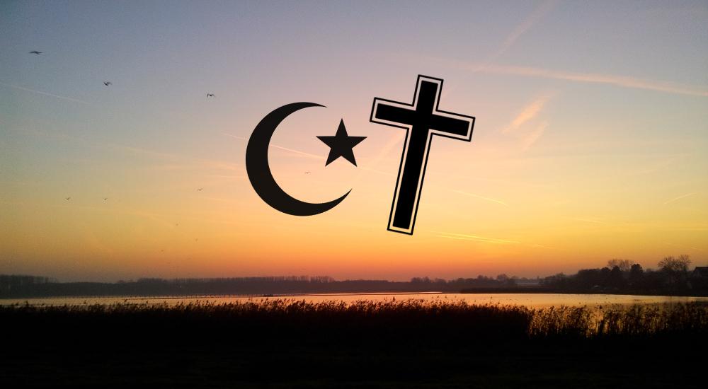 Christianity vs Islam. Violence vs Peace?