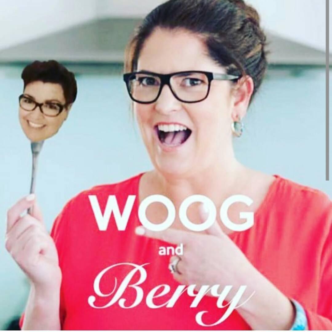 In breaking news: Woog & Berry podcast, episode 1