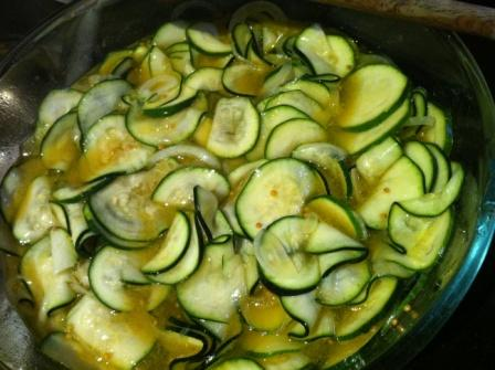 In a pickle, part 1: quick, easy, tasty zucchini pickles