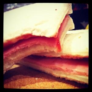 Devon sandwiches