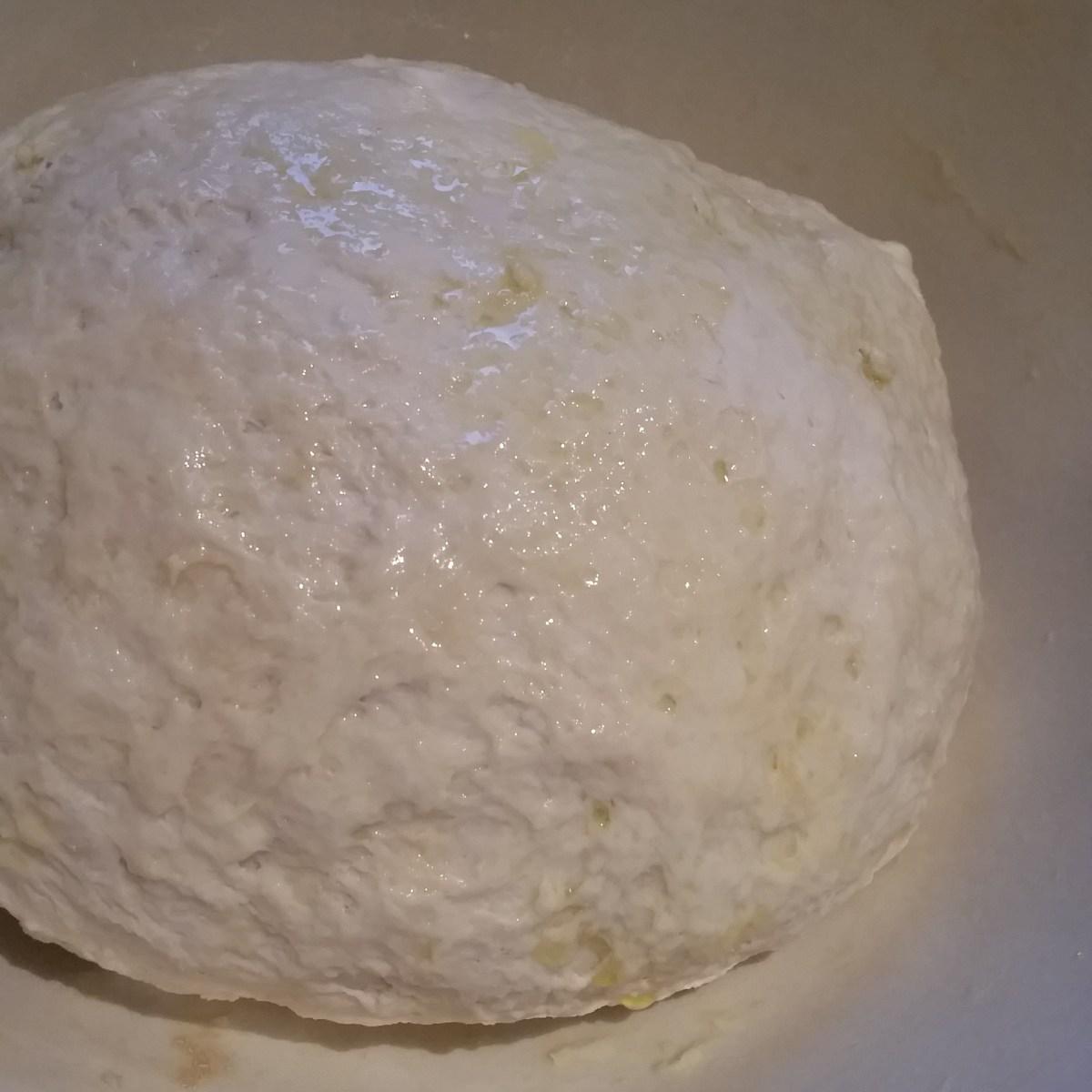 allconsuming kitchen staples: pizza dough recipe